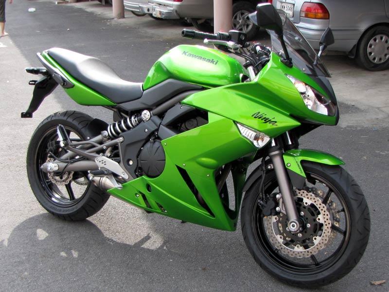 2010 Kawasaki Ninja 650r Abs  Motorcycles in Thailand  Thailand