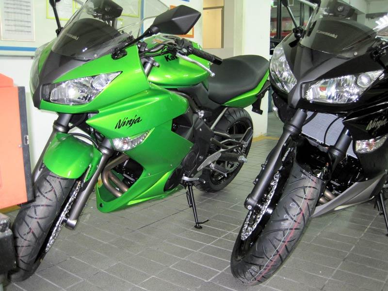 Kawasaki Ninja Blacksburg
