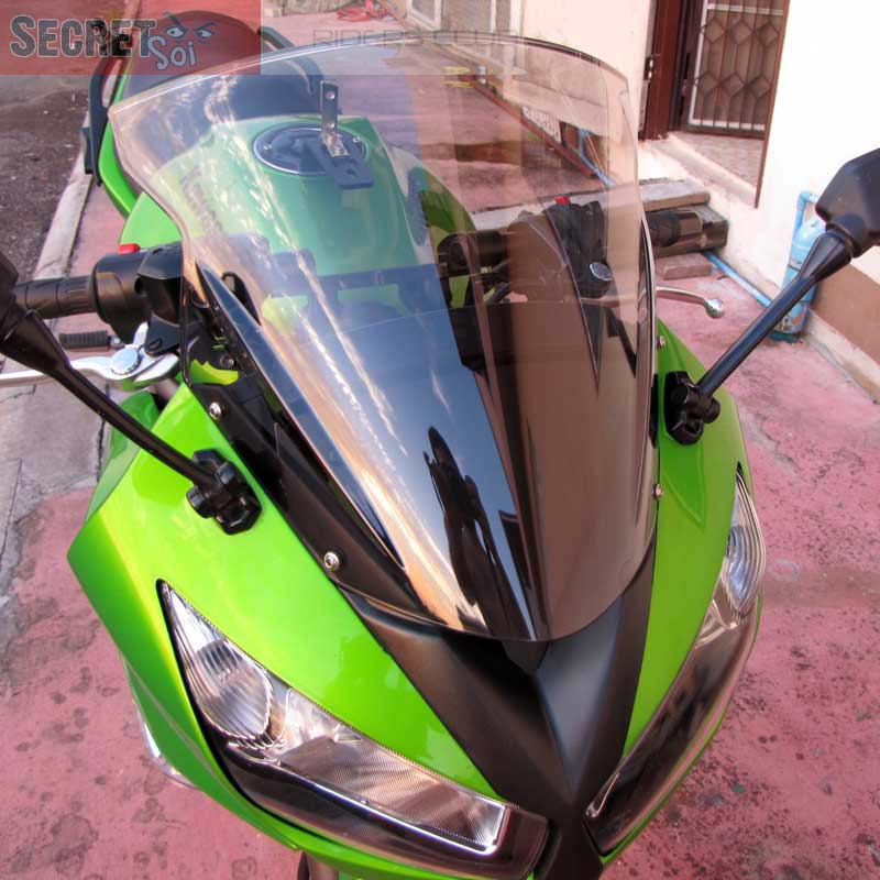 Kawasaki Ninja 650R ER6f Windscreen Wind Shield Windshield
